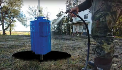 OUTLET FILTER MAINTENANCE - Alm & Son Septic Services